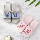 新春新品▷ 拖鞋防滑浴室 韓版可愛情侶家用四季拖鞋涼拖男士