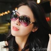 墨鏡偏光2020新款太陽眼鏡圓臉女街拍韓版潮ins女士眼睛 潮人