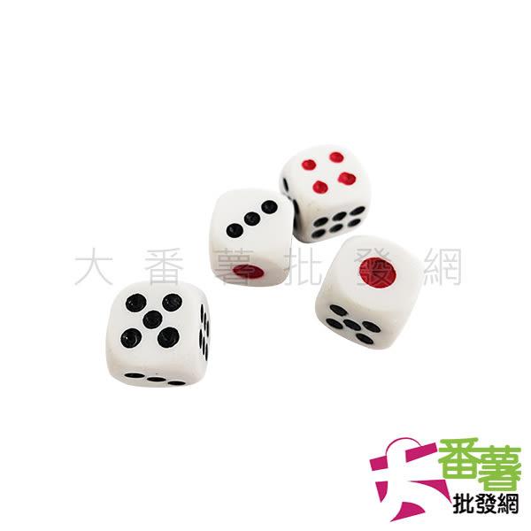 4入骰子/色子-16mm [ 大番薯批發網 ]