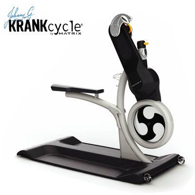 JOHNSON喬山 KRANKcycle 輪拳手轉車《上肢阻力訓練》MATRIX系列