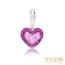 今生金飾   紫色迷情  串珠  施華洛...