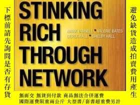 二手書博民逛書店How罕見to Become Filthy, Stinking Rich Through Network Mark