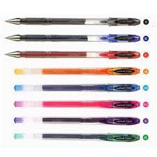 UNI UM-120亮彩鋼珠筆