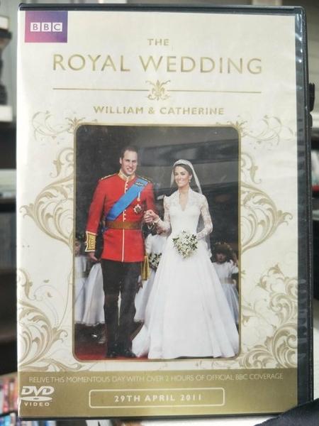挖寶二手片-Z56-004-正版DVD-電影【英國皇家世紀婚禮:威廉王子與凱特】-BBC