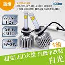 LED汽車大燈改裝 880/881/H27-XM-L2 CREE LED大燈-兩顆一組 (X-200-01-03)