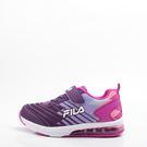 FILA  氣墊慢跑鞋-紫/桃 3-J405T-291