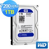 [哈GAME族]免運費 可刷卡 WD 1TB SATA3 藍標硬碟 7200RPM 高轉速 64MB緩衝記憶體 WD10EZEX