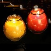 酥油燈 自在園酥油燈24小時1天平口蓮花植物酥油燈菩提燈供燈佛燈聚福罐【快速出貨八折下殺】