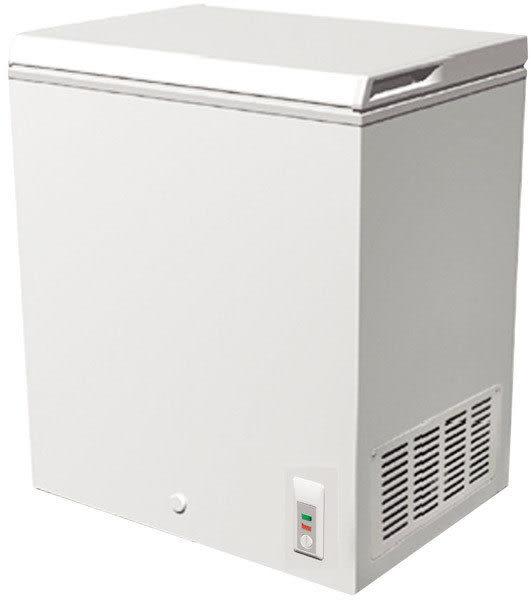 «免運費» Haier海爾1尺9 102公升 上掀密閉冷凍櫃 HCF-102  【南霸天電器百貨】