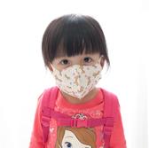 Qmishop 日韓卡通圖案造型 兒童鳥嘴防塵/保護喉嚨口罩5入【QJ1421】