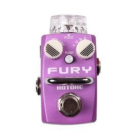 Hotone FURY Fuzz 破音效果器 總代理公司貨 保固一年