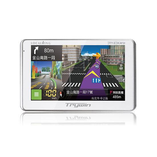 TRYWIN 3DXPRO GPS+行車記錄器