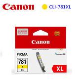 Canon CLI-781XL 原廠黃色高容量墨水匣