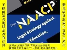 二手書博民逛書店The罕見Naacp s Legal Strategy Agai