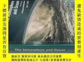 二手書博民逛書店The罕見Atmosphere and Ocean: A Physical Introduction, Third
