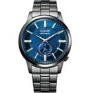 CITIZEN 星辰 紳士沉穩機械腕錶 NK5009-69N