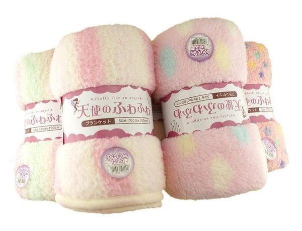 BS貝殼【ZA70100】珊瑚絨 嬰兒抱毯 兒童抱毯 嬰兒棉被 嬰兒毯 保暖 嬰兒寢具 70*100