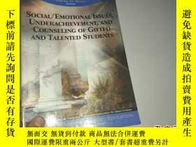 二手書博民逛書店SOCLAL罕見EMOTIONAL ISSUES UNDERAC