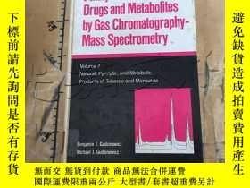 二手書博民逛書店Analysis罕見of Drugs and Metabolit
