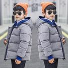 童裝男童棉衣2019冬裝新款兒童洋氣棉服加厚保暖棉襖男孩冬季外套