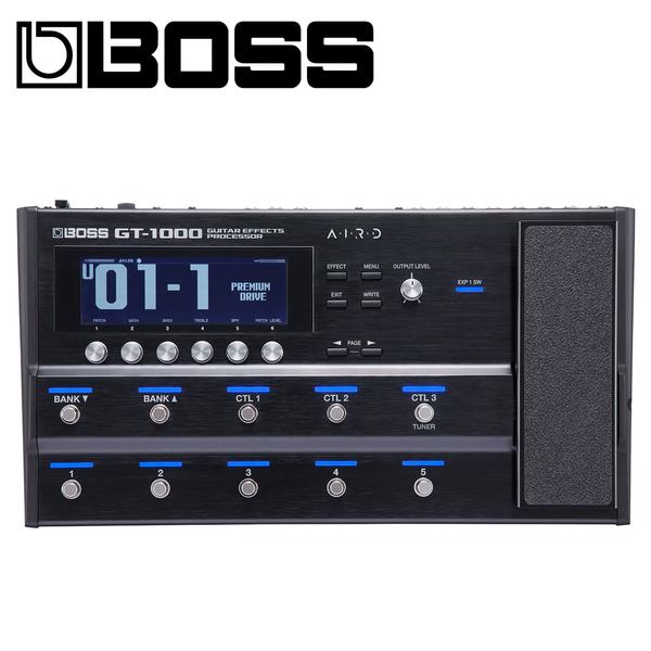 小叮噹的店-BOSS GT-1000 Guitar Effects Processor 吉他 綜合效果器