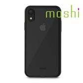 {原廠公司貨}Moshi Vitros iPhone XR 超薄透亮保護外殼-烏黑