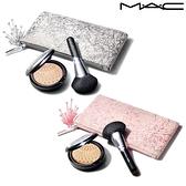 MAC 超激光美妝包 冰燦煙花限定版 #香檳金 #古銅金 兩色可選【SP嚴選家】