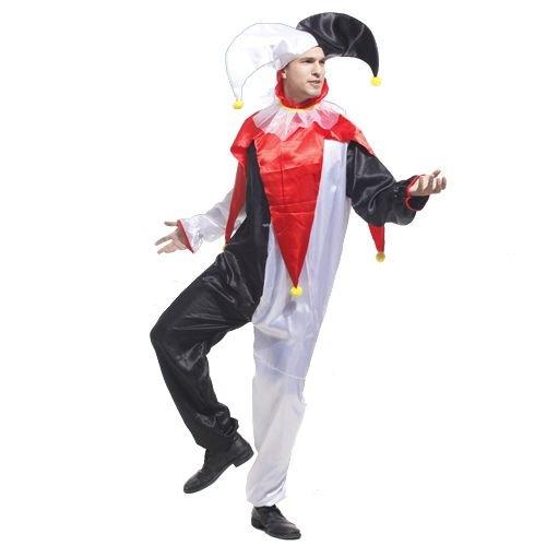 【小丑造型服裝】小丑裝萬聖節.聖誕節服裝造形服舞衣尾牙活動表演服道具