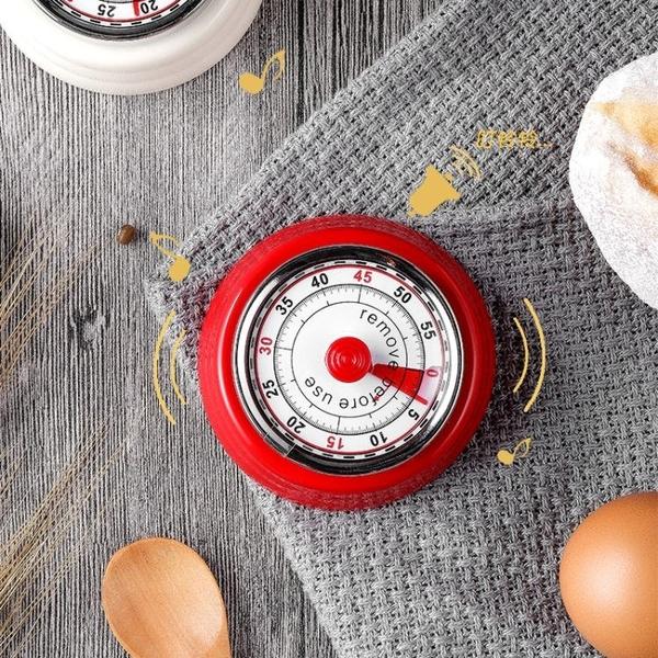 定時器廚房定時器提醒器機械式計時器學生時間管理鬧鐘家用倒計時番茄鐘 新品來襲