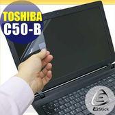 【EZstick】TOSHIBA Satellite C50-B 專用 靜電式筆電LCD液晶螢幕貼 (可選鏡面或霧面)