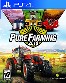 PS4 模擬完全農業 18(美版代購)