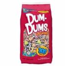 [COSCO代購] C127998 DUM DUMS LOLLIPOS 綜合口味立袋棒棒糖 300支入共1.44公斤