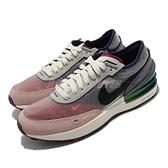 Nike 休閒鞋 Waffle One 灰 紫 小Sacai 女鞋 大童鞋 解構 運動鞋【ACS】 DM5454-701