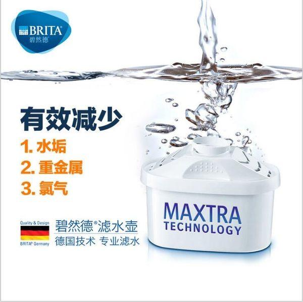 德國進口碧然德brita凈水壺濾芯maxtra二代凈水器濾芯