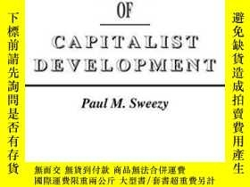 二手書博民逛書店The罕見Theory Of Capitalist DevelopmentY255562 Paul M. Sw