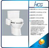 HCG 和成 兩件式馬桶 CS4389PAdb(AW)-AF788L(限台中)
