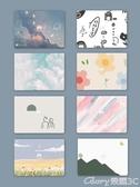 電腦貼紙簡約清新華為MateBook14筆記本貼膜MateBookD/E/13/XPro電腦