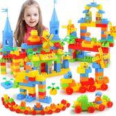 兒童積木拼裝玩具益智6-7-8-10歲男孩子1-2-3周歲塑料拼插女孩大【潮咖地帶】