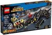 【LEGO 樂高積木】SuperHeros系列-蝙蝠俠 殺手鱷摧毀下水道 LT-76055