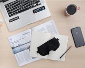  黑 蒸愛眼-蒸氣可塑型遮光眼罩