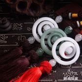 高檔車內吊飾創意水晶吊墜掛飾用品車載擺件   LY5191『時尚玩家』