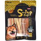 《缺貨》【寵物王國】OzBone卡賀家犬零食No.11-蜜汁雞肉鱈魚條160g