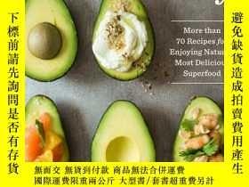 二手書博民逛書店An罕見Avocado a Day: More Than 70