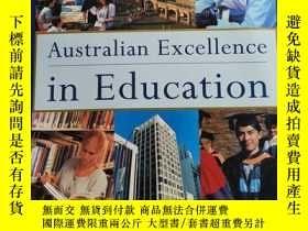 二手書博民逛書店Australian罕見Excellence in Educat