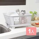 特惠-《真心良品》多功能碗盤收納架1入組