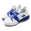 【六折特賣】New Balance 籃球鞋 OMN1S Kawhi Leonard 白 藍 男鞋【ACS】 BBOMNLWR2E