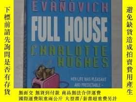 二手書博民逛書店英文原版罕見Full House by Janet Evanov