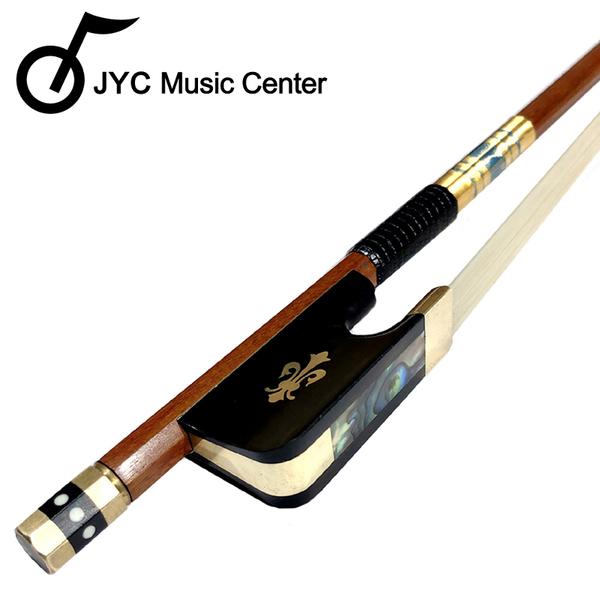 JYC Music CV-60G綠檀木大提琴演奏弓4/4