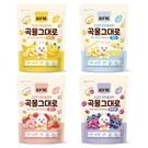 韓國ALVINS愛彬思-糙米加鈣餅30g(草莓/藍莓/起司/香蕉)【六甲媽咪】
