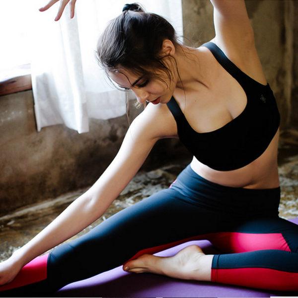 韓國健身瑜伽服上衣短袖女春夏健身房運動服跑步訓練速乾衣   - jrh0027